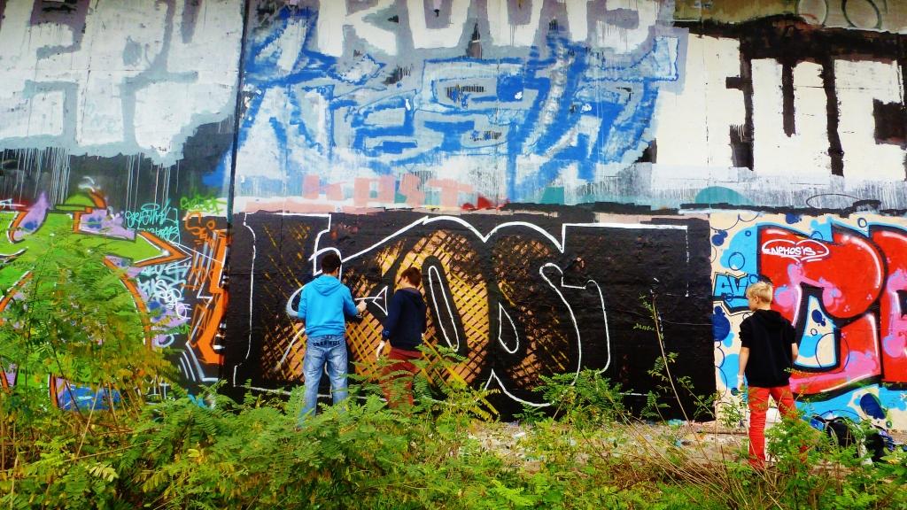 September and Graffiti in Prague 104