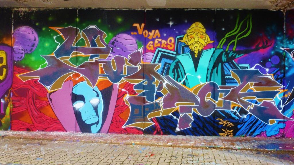 September and Graffiti in Prague 133