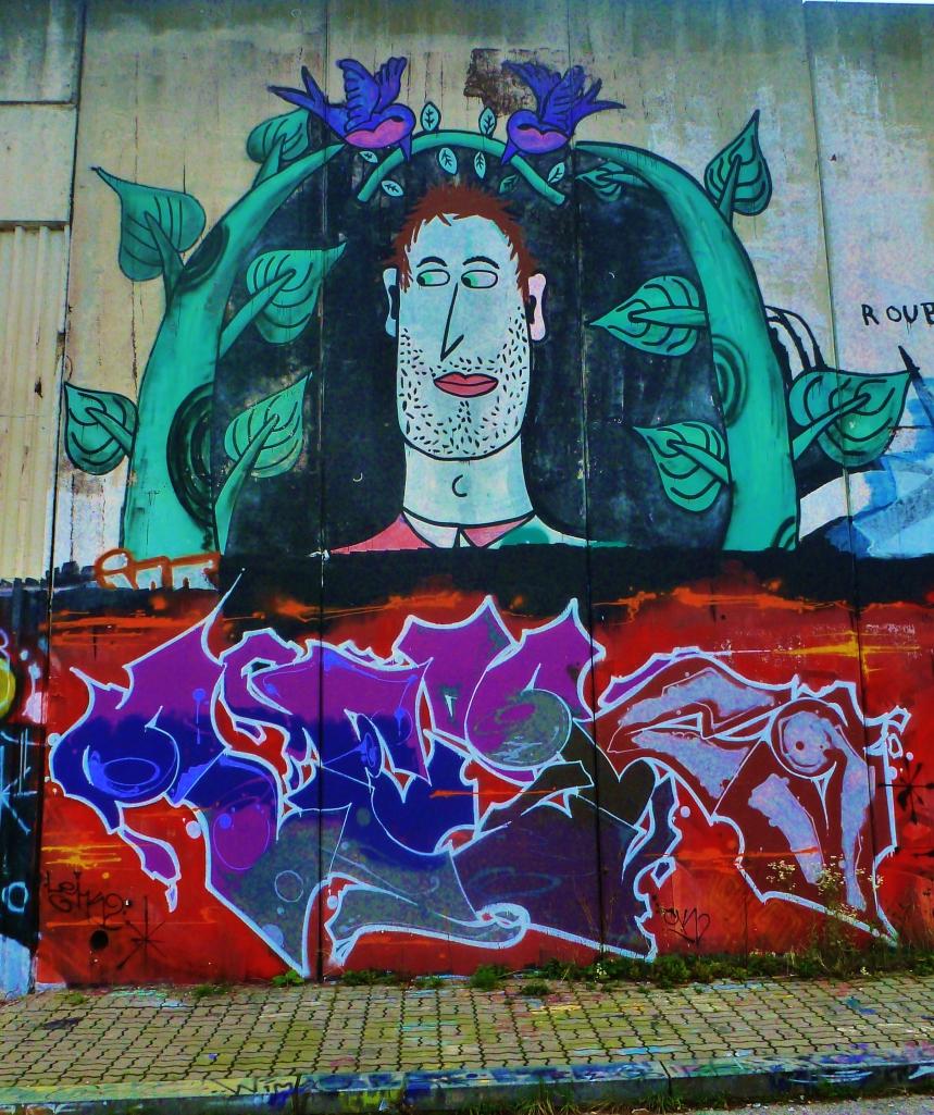 September and Graffiti in Prague 135