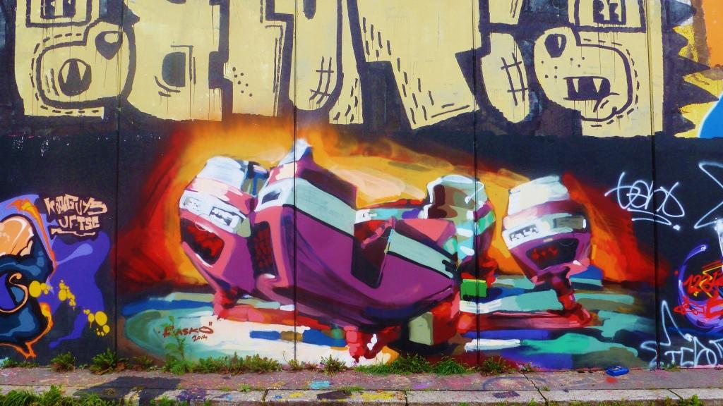 September and Graffiti in Prague 145