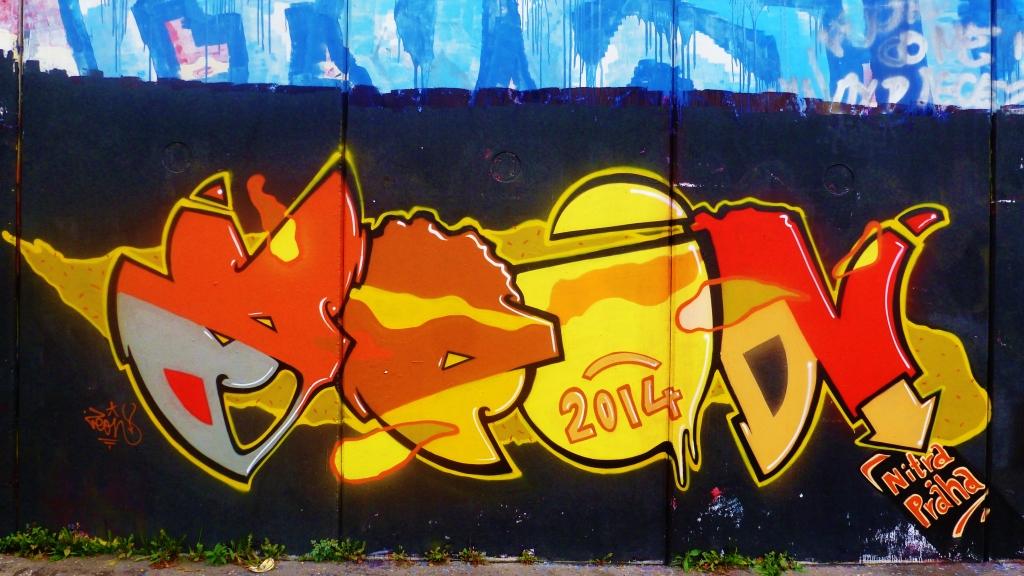 September and Graffiti in Prague 148