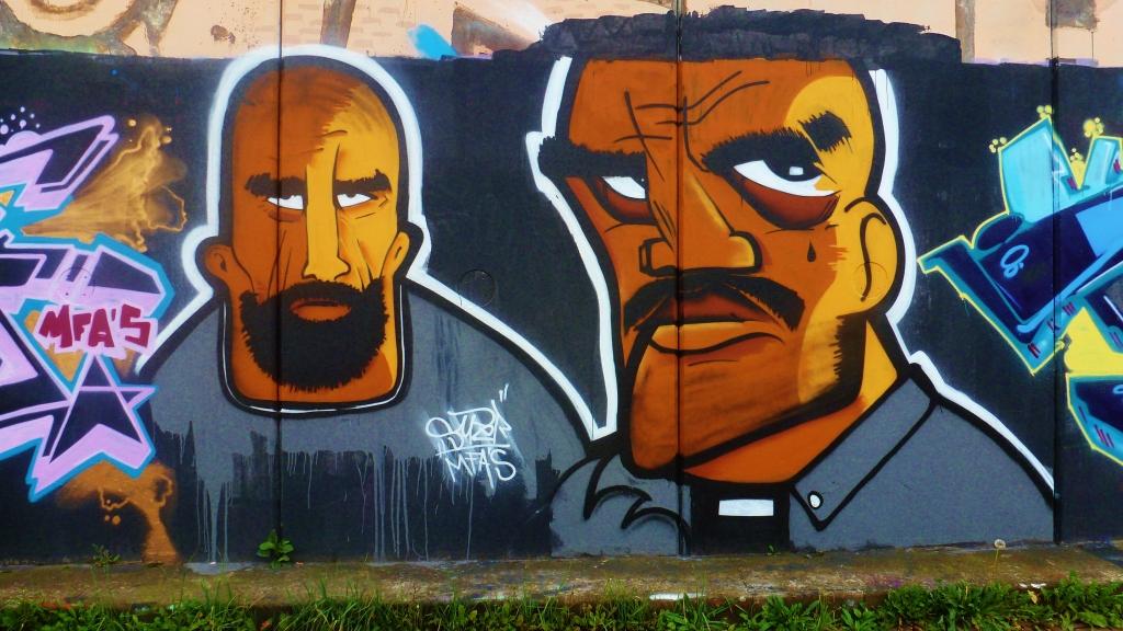 September and Graffiti in Prague 150