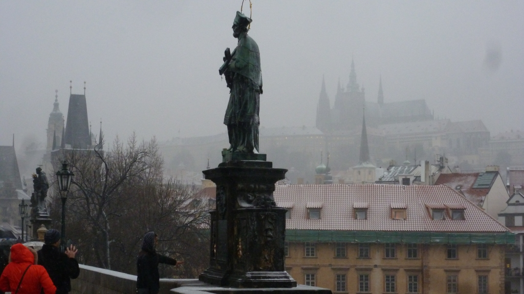 Croatia to Charles Bridge 240