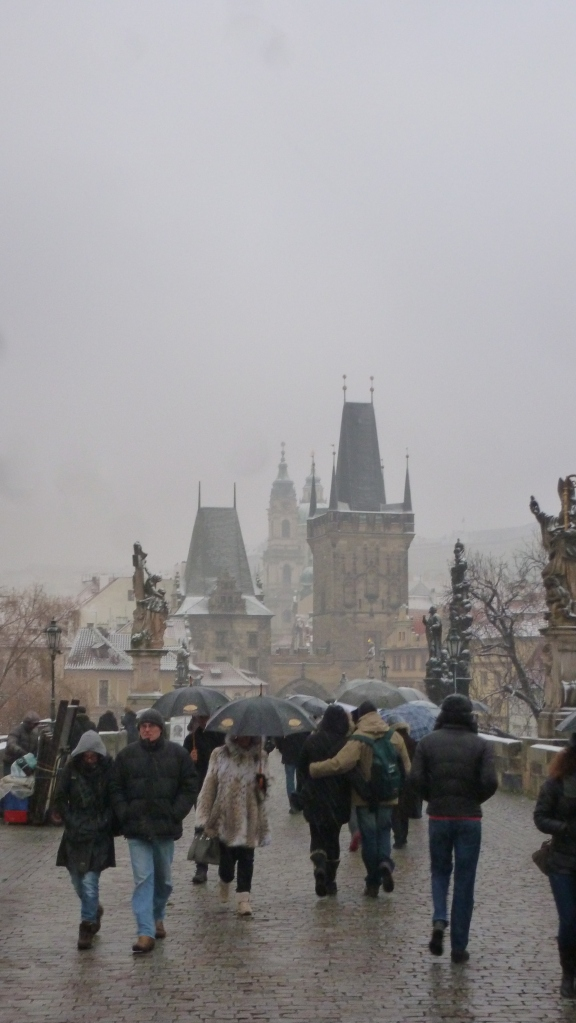 Croatia to Charles Bridge 243
