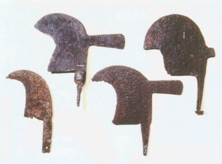 Roman pruning blades